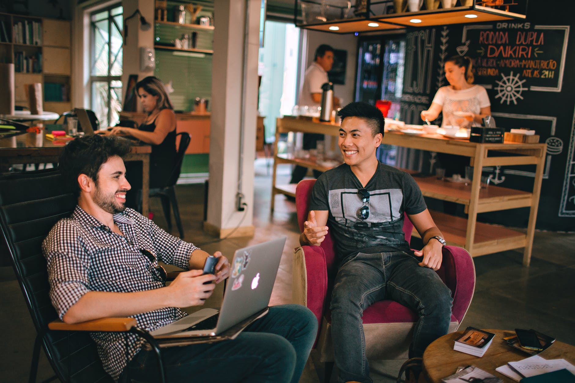 Grab a drink with a friend and try and figure out how to transform your data