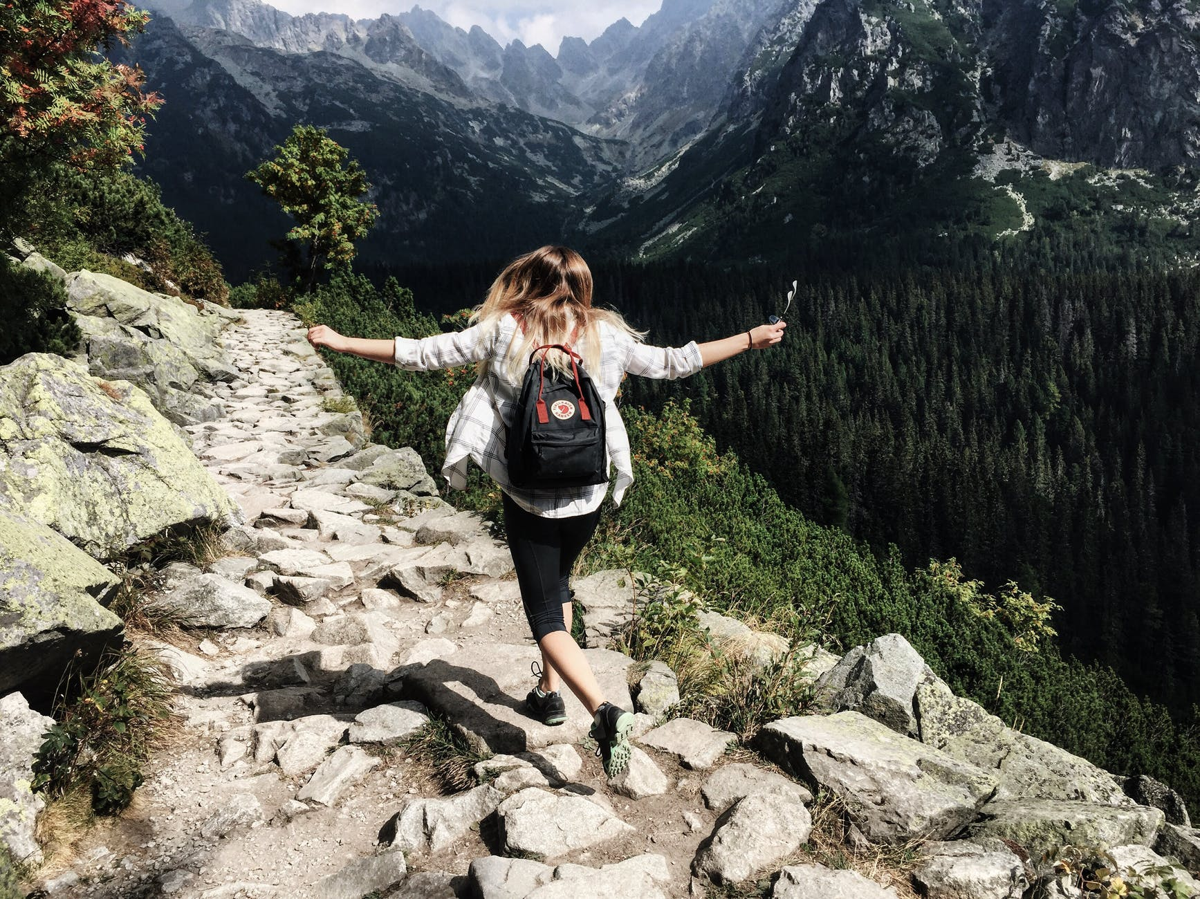 Hike a mountain and find the true source of your data